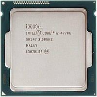 Процессор, Intel Core i7-4770k, 8 ядер, 3.9 гГц, фото 1