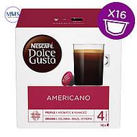 Кава в капсулах NESCAFE Dolce Gusto AMERICANO - 16 шт.