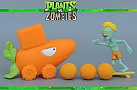 Игрушка Растения против зомби Акула с серфингистом Plants vs zombies, фото 1