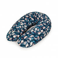 Подушка для вагітних Ceba Physio Multi Physio W-741-000-606, Butterfly, синій