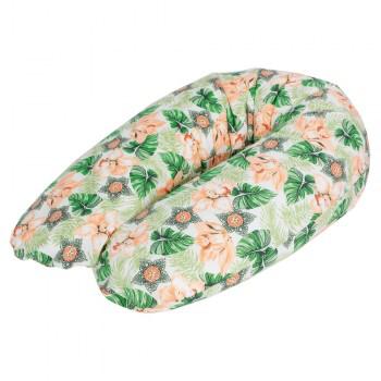 Подушка для беременных Ceba Physio Multi джерси W-741-700-531, Aloha, зеленый