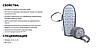 Термоупаковка + футляр для пустышки в подарок! (Светло-серый), фото 3