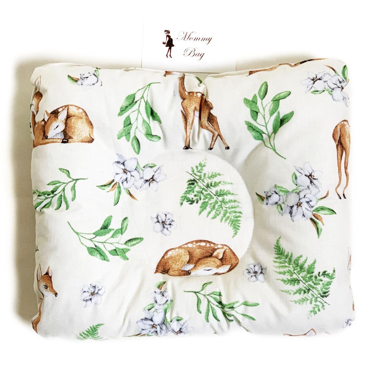 Ортопедическая подушка для новорожденных Косули №12