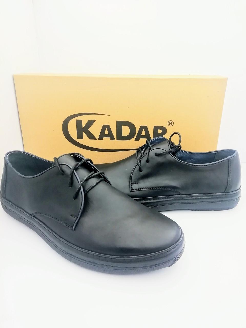 Туфли Kadar 3282624 натуральная кожа