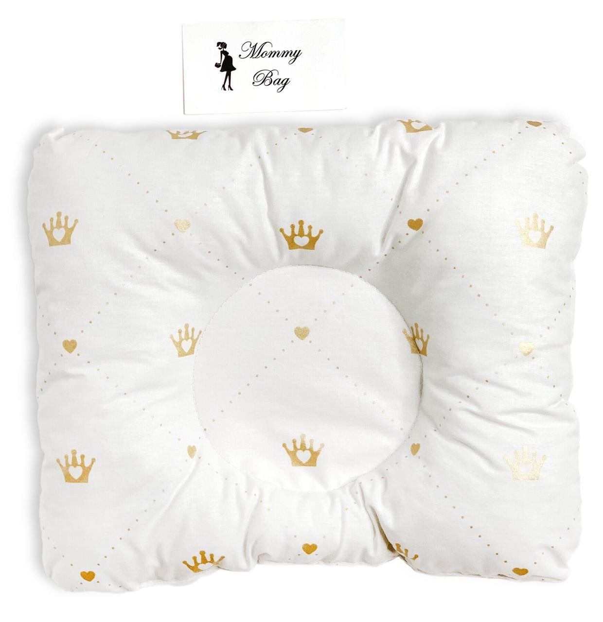 Ортопедическая подушка для новорожденных Золотые Короны №7