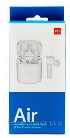 Беспроводные Bluetooth наушники Xiaomi Mi Air True Wireless Earphones (AirDods Pro) White