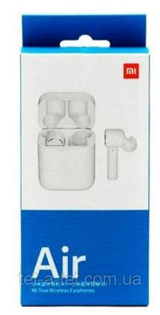 Bluetooth Наушники Xiaomi Mi Air True Wireless Earphones (AirDods Pro) White