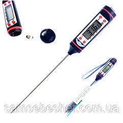 Электронный кухонный термометр со щупом TP101