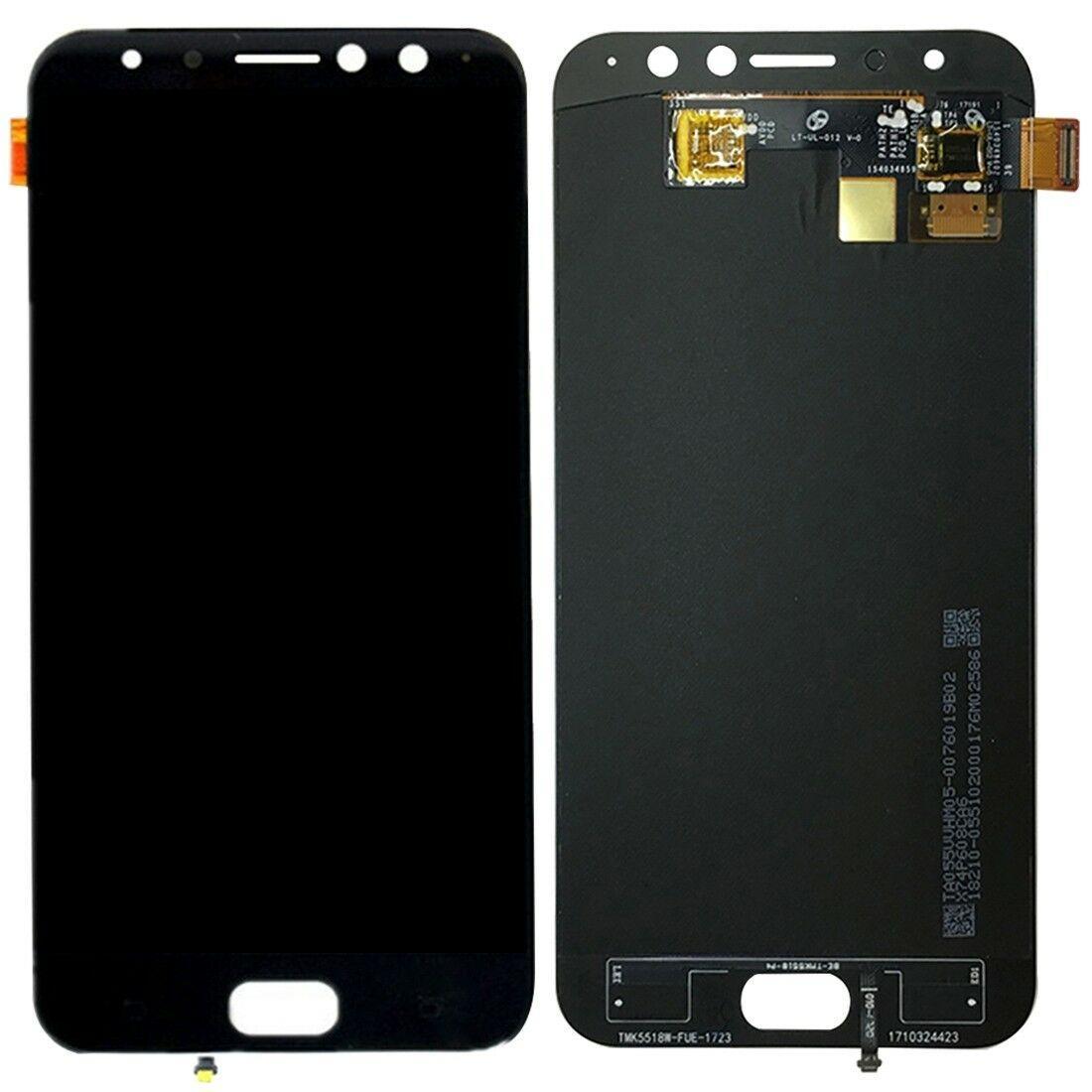 Дисплей (экран) для Asus ZenFone 4 Selfie Pro (ZD552KL) Z01MDA с сенсором (тачскрином) черный