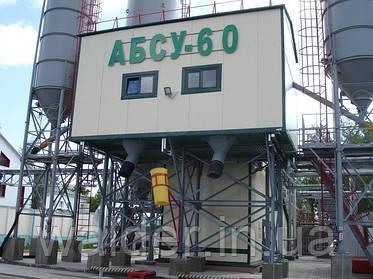 Будівельні технології та обладнання для виробництва бетону: заводи, бетонозмішувачі, дозатори