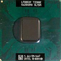 Процессор S-M Intel Dual Core T2300E 1.66GHz 2MB SL9DM БУ