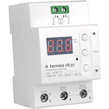 Терморегулятор terneo rk20