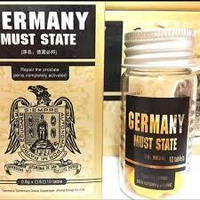 Germany Must State (Джермани Маст Стейт) для каменной эрекции. 10 табл., фото 1