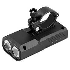 Велофонарь BC25Pro-2XPE ULTRA LIGHT, фото 3