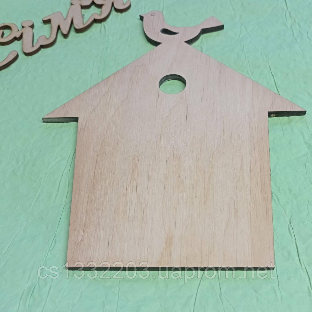 Ключниця-основа 19,5*25 см (6мм)