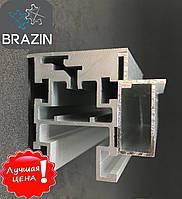 Комплект алюмінієвих профілів для виробництва прихованих дверей