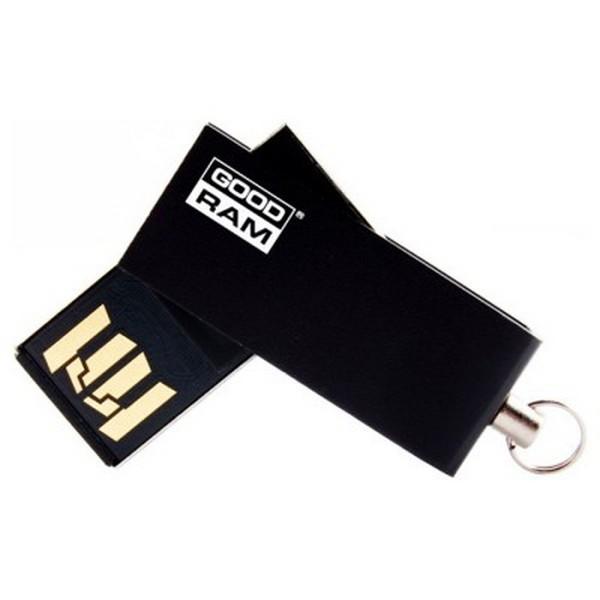 Флеш пам'ять 64GB USB2.0 GOODRAM UCU2 Black UCU2-0640K0R11