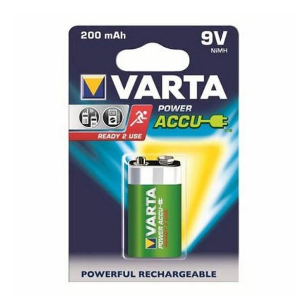 Акумулятор Krona 200mAh Varta Power Accu NiMh блістер (1 шт)