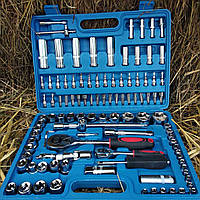 Набор инструмента Zhongxin 108 од набір ключів для авто дома автоинструмент набор ручного инструмента
