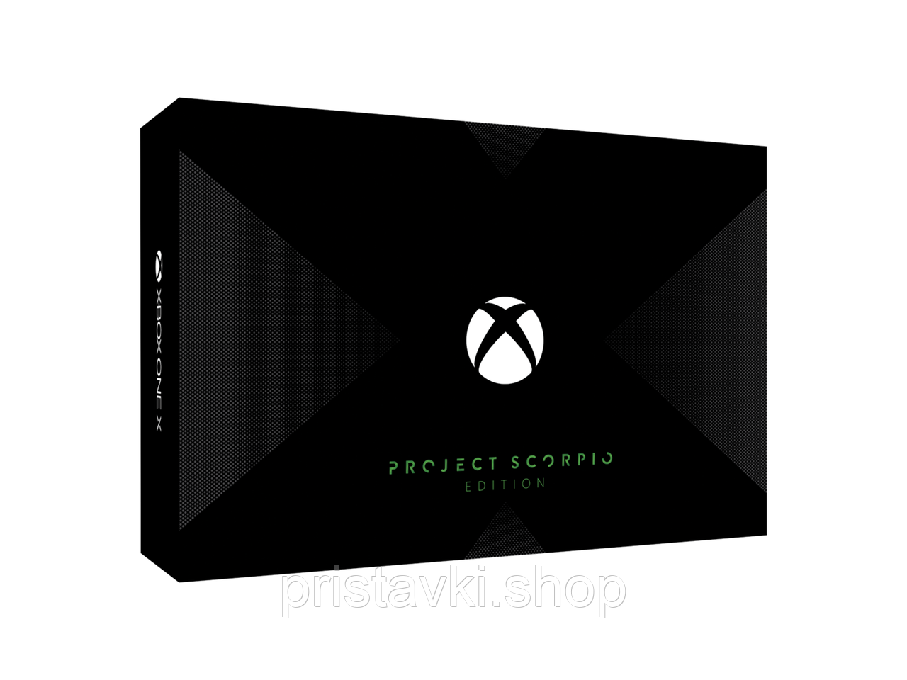XBOX ONE X 1TB Project Scorpio Edition