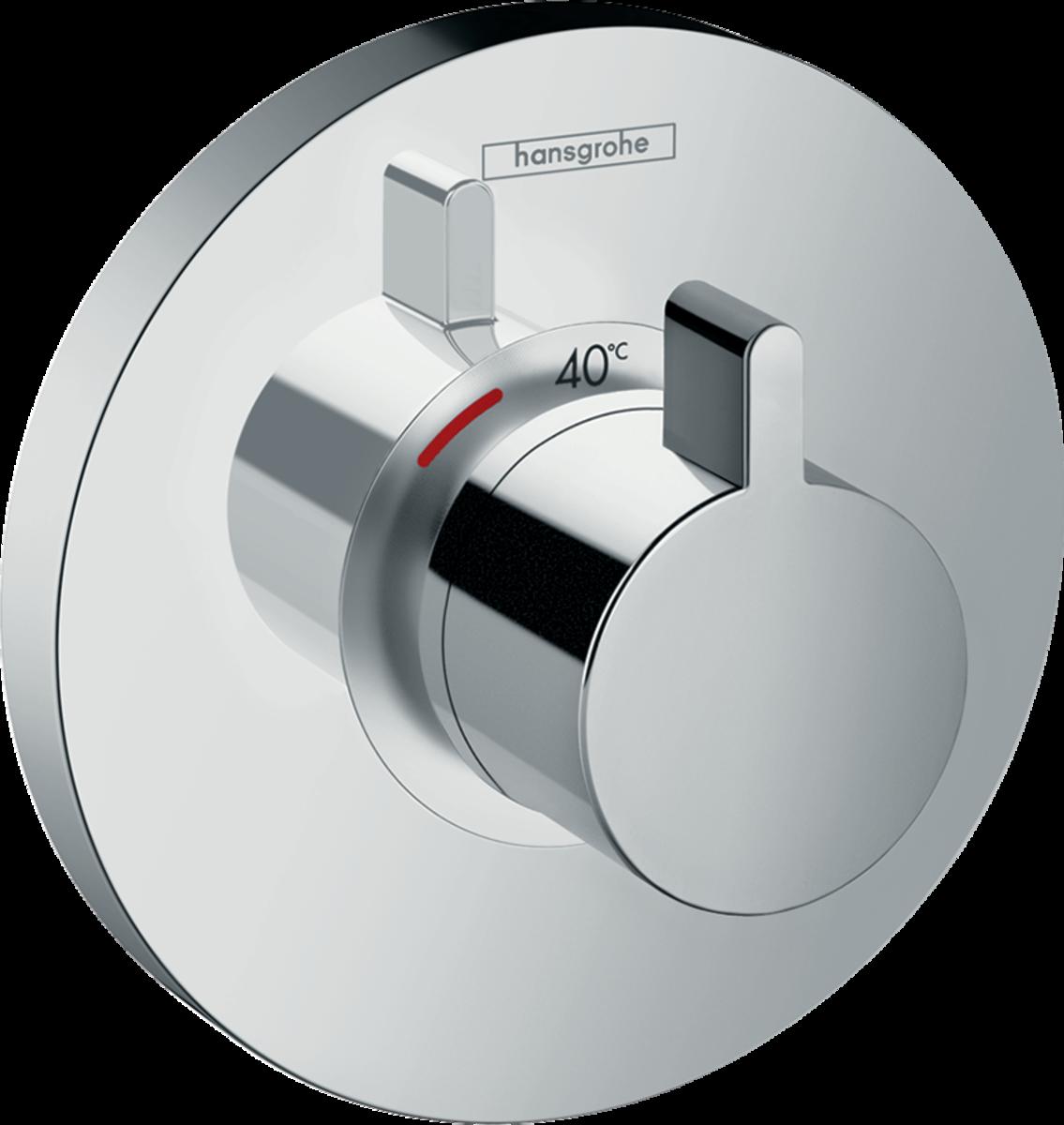 Термостат прихованого монтажу ShowerSelect S Highflow (15741000)