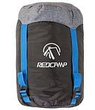 Спальный мешок REDCAMP (220*75 см) с подушкой 1,3 кг, фото 4