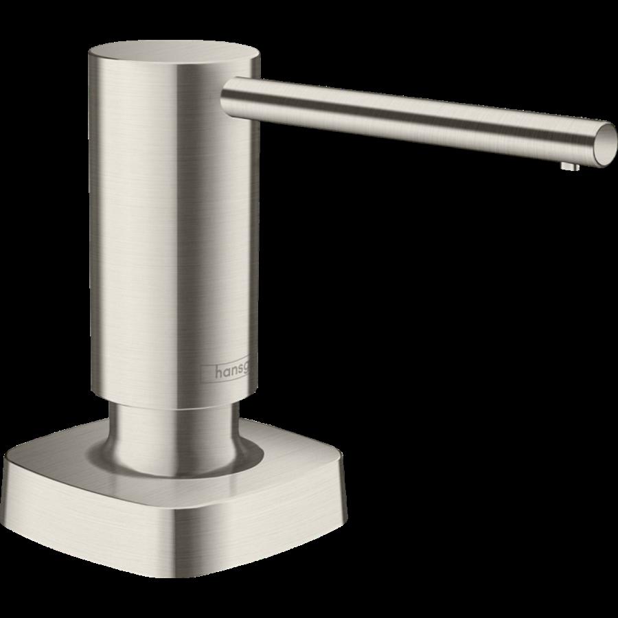 Дозатор кухонний A71 врізний для миючого засобу 500 ml, колір Stainless Steel (40468800)
