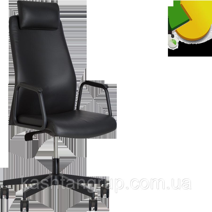 Кресло SOLO HR black SFB PL70