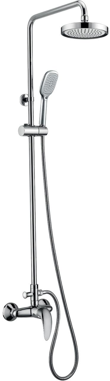 Змішувач для душу зі стійкою в комплекті ADIGE IS333355AD