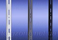 Рейка однорядная (одинарная, цвет белый, черный)