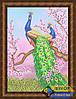 Схема для вышивки бисером - Павлины на ветке сакуры, Арт. ЖБч2-003-2