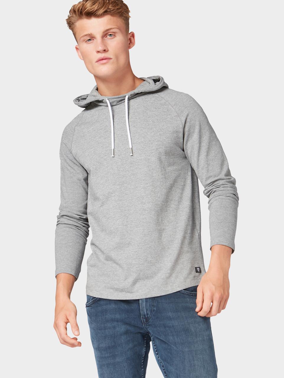 Лонгслив Tom Tailor 1013784 XL Серый