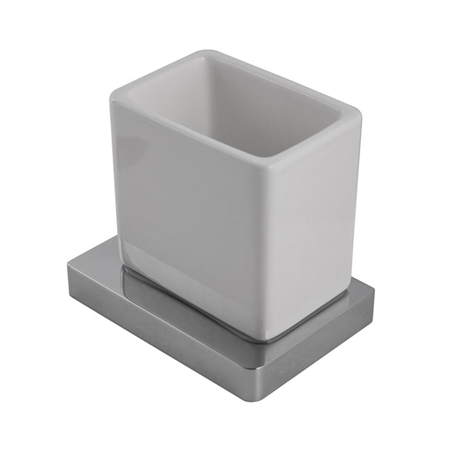 LOUNGE Склянку підвісний хромований (100213307)