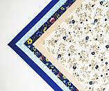 Набор хлопковой ткани для рукоделия из 5шт., фото 3