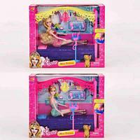 Игровой набор Rosse: кроватка, кукла и аксессуары 86121