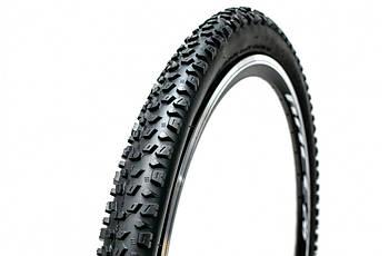 Покрышка шина для велосипеда с крупным 26x2.35 WANDA W2009 Черная (TIR-133)