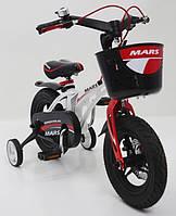 """ДЕТСКИЙ Велосипед """"MARS-12"""" White, фото 1"""