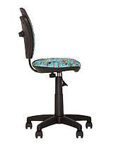 Кресло детское Ministyle GTS black крестовина PL55, ткань Сomics-01 (Новый Стиль ТМ), фото 3