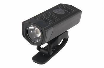 Велосипедный фонарь передний LED USB BC-FL1616 300лм Черный (LTSS-038)