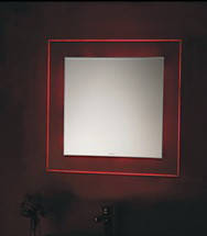 Дзеркало 1686 70x70 з підсвіткою