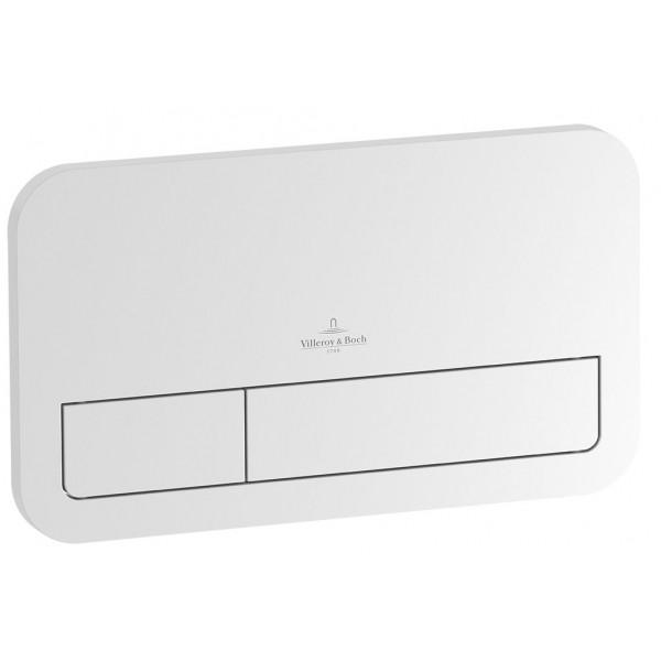 Кнопка змиву VICONNECT E200 пластикова біла (92249068)