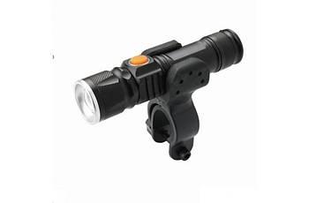 Ліхтар пер. BC-FL1578 300лм LED живлення Li-on 1200mAh USB унів. крепл. Pl