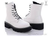 """Ботинки женские """"Veagia-ADA"""" K2376-2 (36-40) - купить оптом на 7км в одессе"""