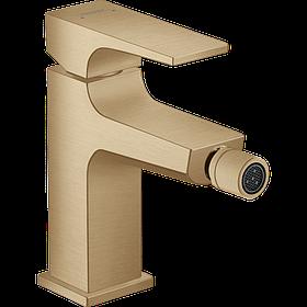 Змішувач Metropol для біде Brushed Bronze (32520140)