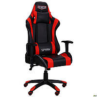 Кресло геймерское VR Racer Spark Red