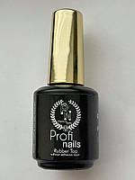 Rubber top от Profi nails 15 ml Плотный топ без липкости