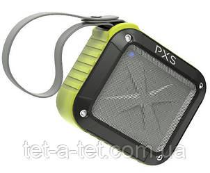 Портативна колонка з вологозахистом Pixus Scout mini (IPX6) Lime