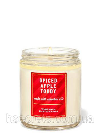 Свеча Bath and Body Works - Spiced Apple Toddy