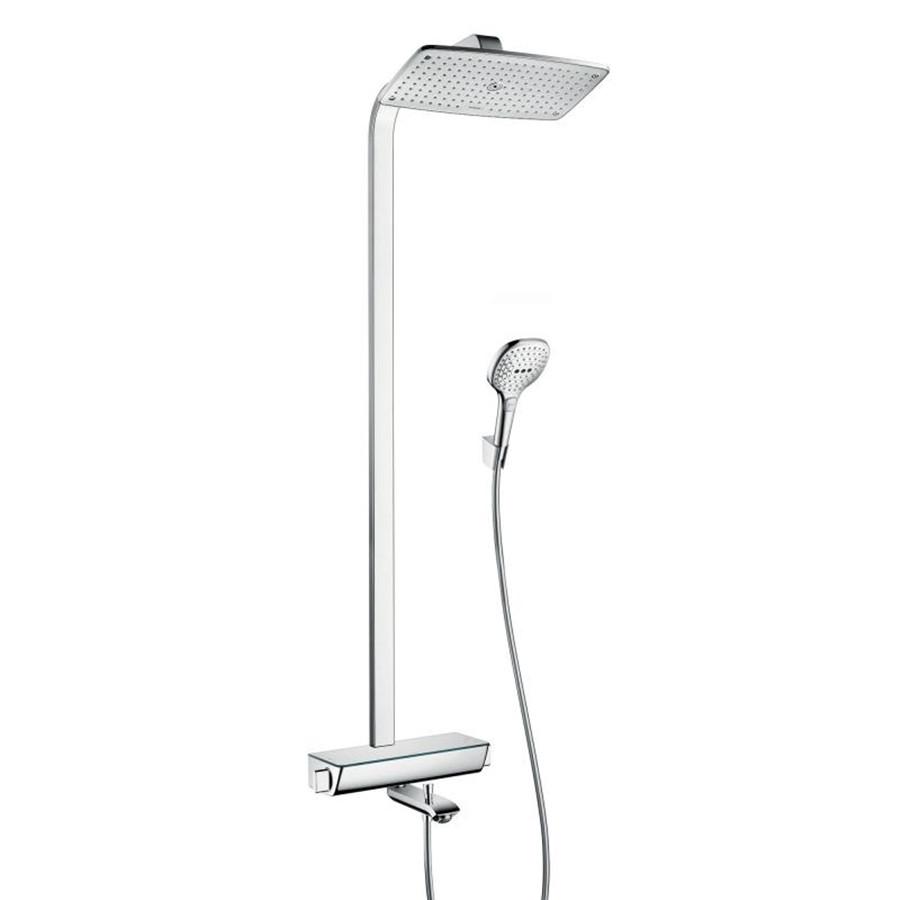 Душова система Raindance Select E 360 з термостатом Showerpipe для ванни, колір - хром (27113000)
