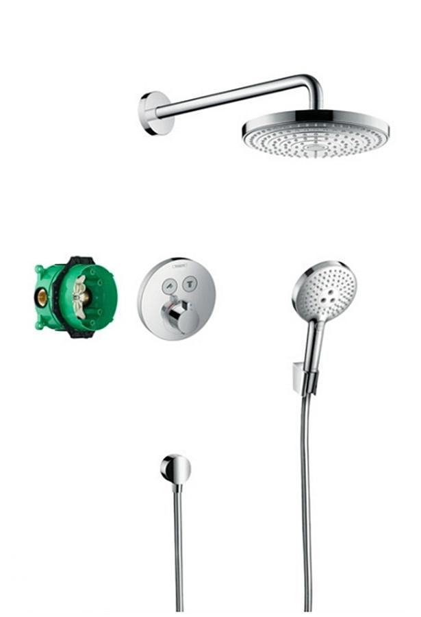 Душовий комплект Raindance Select S/ShowerSelect S 7в1 (27297000)